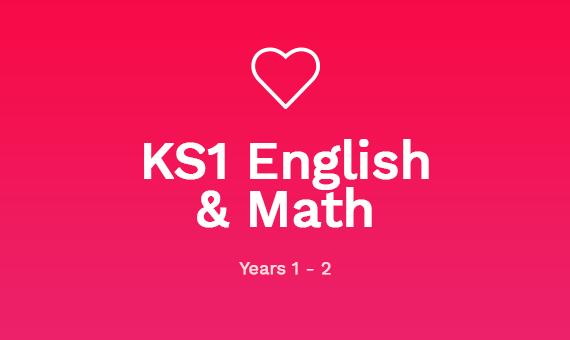KS1 English & Maths